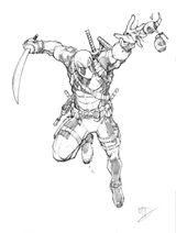 Imprimer le coloriage : Daredevil, numéro bc20d82c