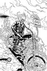 Imprimer le coloriage : Ghost Rider, numéro 17653