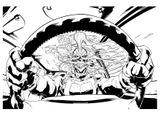 Imprimer le coloriage : Ghost Rider, numéro 1b936e4a