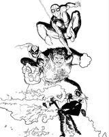 Imprimer le coloriage : Ghost Rider, numéro 224c783