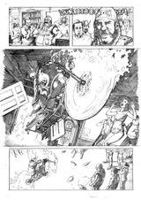 Imprimer le coloriage : Ghost Rider, numéro 623499