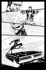 Imprimer le coloriage : Ghost Rider, numéro 670d102a