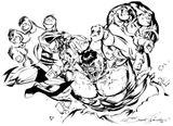 Imprimer le coloriage : Hulk, numéro 17559