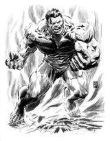 Imprimer le coloriage : Hulk, numéro 17575
