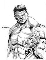 Imprimer le coloriage : Hulk, numéro 2611