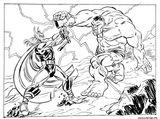 Imprimer le coloriage : Hulk, numéro 70dd1b15