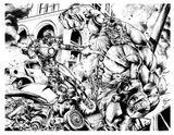 Imprimer le coloriage : Hulk, numéro 80fad17f