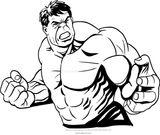 Imprimer le coloriage : Hulk, numéro c2c4b7da