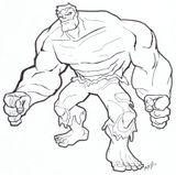 Imprimer le coloriage : Hulk, numéro c539c7d