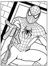 Imprimer le coloriage : Iron Man, numéro 1024