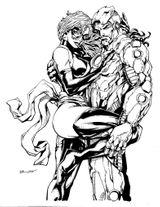 Imprimer le coloriage : Iron Man, numéro 16486