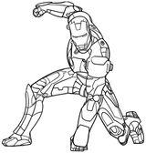 Imprimer le coloriage : Iron Man, numéro 56f3d6a8