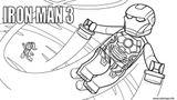 Imprimer le coloriage : Iron Man, numéro 9ffec8f9