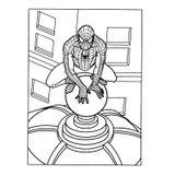 Imprimer le coloriage : Spiderman, numéro 16515