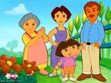 Imprimer le dessin en couleurs : Dora, numéro 19474