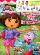 Imprimer le dessin en couleurs : Dora, numéro 21032