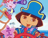 Imprimer le dessin en couleurs : Dora, numéro 21037