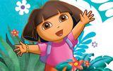 Imprimer le dessin en couleurs : Dora, numéro 476406