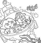 Imprimer le coloriage : Dora, numéro 53917