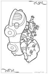 Imprimer le coloriage : Dora, numéro 53b4c59b