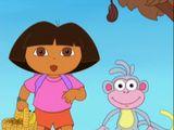 Imprimer le dessin en couleurs : Dora, numéro 54de14f6