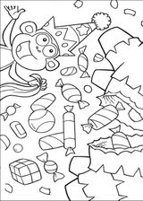 Imprimer le coloriage : Dora, numéro 62040