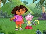 Imprimer le dessin en couleurs : Dora, numéro 63b22fc6