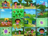Imprimer le dessin en couleurs : Dora, numéro 70512