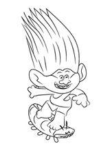 Imprimer le coloriage : DreamWorks, numéro 277e0fc9
