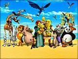 Imprimer le dessin en couleurs : DreamWorks, numéro 547112