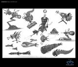 Imprimer le coloriage : DreamWorks, numéro 563163