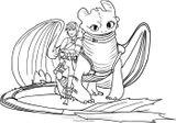 Imprimer le coloriage : DreamWorks, numéro 61c36dc1