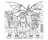 Imprimer le coloriage : DreamWorks, numéro 6db5bb15