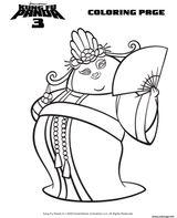 Imprimer le coloriage : Kung Fu Panda, numéro 1631ae22