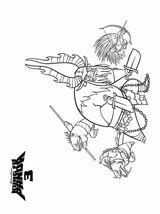 Imprimer le coloriage : Kung Fu Panda, numéro 9c87e030