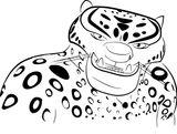 Imprimer le coloriage : Kung Fu Panda, numéro 9d74f922