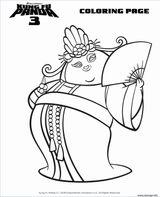 Imprimer le coloriage : Kung Fu Panda, numéro c6482f19