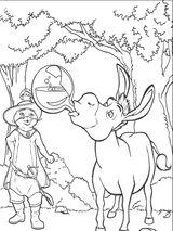 Imprimer le coloriage : Le Chat potté, numéro 585482