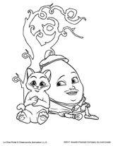 Imprimer le coloriage : Le Chat potté, numéro e1a52527