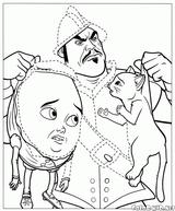Imprimer le coloriage : Le Chat potté, numéro e269dced