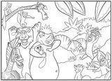 Imprimer le coloriage : Madagascar, numéro 543653