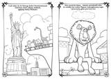 Imprimer le coloriage : Madagascar, numéro 630240