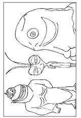 Imprimer le coloriage : Monstres contre Aliens, numéro 543624