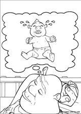 Imprimer le coloriage : Shrek, numéro 543520