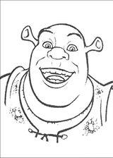 Imprimer le coloriage : Shrek, numéro 553066