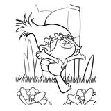 Imprimer le coloriage : DreamWorks, numéro f77a17b4