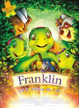 Imprimer le dessin en couleurs : Franklin, numéro 10739