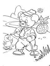 Imprimer le coloriage : Franklin, numéro 5011