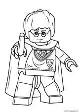 Imprimer le coloriage : Harry Potter, numéro 3cbf8926