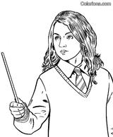 Imprimer le coloriage : Harry Potter, numéro 4270